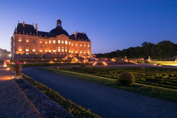 Château Vaux le Vicomte - (C) Erwann Maignan