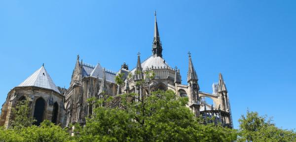 Escales Vers La Champagne - Cathédrale de Reims